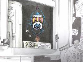 cupboard interior